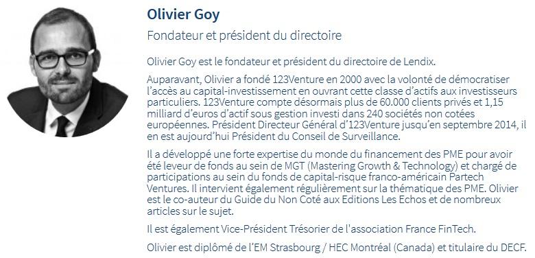 Lendix investissement crowdfunding crowdlending 12 olivier goy